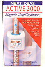 Active 3000 Magnetic clips to pipes - Water Conditioner, fast acting!