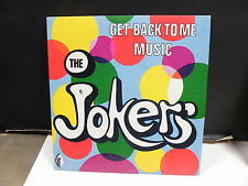THE JOKERS Get back to me / music GT 46505