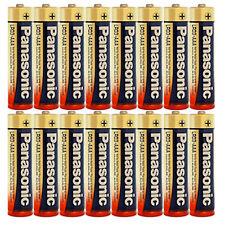 16x AAA Alkaline Power # PANASONIC- LR03 Micro LR3 - BATTERIEN * Size S