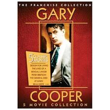 DVD Gary Cooper Collection The Franchise Collection 5 Classic Movies