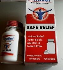 T - Relief joint, muscle&back relief chewable 100 ct tablets
