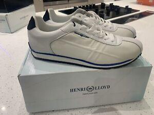 New Henri Lloyd Trainers UK Size 9