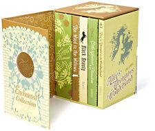 Enchanted Classics Hardcover Box Set Little Women,Black Beauty,Secret Garden +
