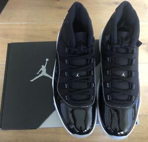 Air Jordan 11 Jubilee Retro XI 25th Anniversary Black CT8012-011 Size 11 IN HAND