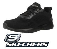 Scarpe Skechers Donna Memory Foam da Ginnastica Sneakers sportive Invernali Nere