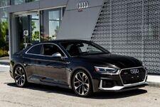 2019 Audi RS5 2.9T