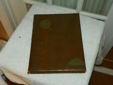 1941 STEPHEN F AUSTIN UNIVERSITY SFA Nacogdoches TX Yearbook Annual Stone Fort