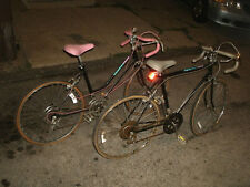 Tandem Style Huffy 314 Vintage 1960s-70s Nice Pair Sports Bikes/Bicicles