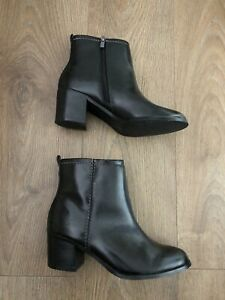Next Ladies Wide Fit Boots. Size 5