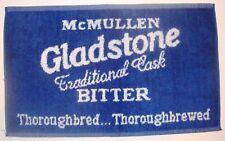 Oversized Mcmullen Gladstone Traditional Cask Bitter Beer Bar Towel