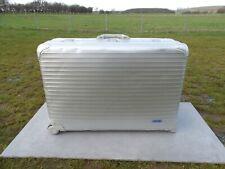 RIMOWA Aluminium Koffer  2 Wheels Baujahr 2001