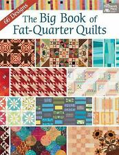 Big Book of Fat-Quarter Quilts by That Patchwork Place (2016, Paperback)