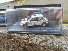 PEUGEOT 205 GTI-RALLY ISOLA D'ELBA 1985-P.RIVA-M.G.VITTADELLO SCALA 143