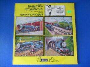 Thomas Tank Vol. 1 Johnny Morris The Railway Stories Decca PA 270 Vinyl LP #3