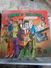 Frank Zappa Mothers of Invention ex record coh GF LP Ruben and the Jets