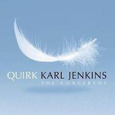 JENKINS/LSO - QUIRK-THE CONCERTOS  CD SOLOINSTRUMENT KLASSIK POP CROSSOVER NEU