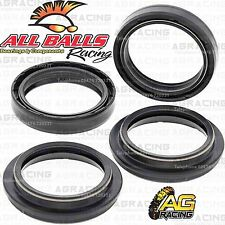 All Balls Fork Oil & Dust Seals Kit For Marzocchi Gas Gas EC 125 2011 MX Enduro