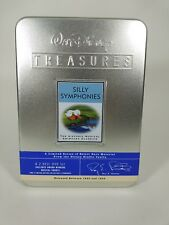 Walt Disney Treasures Silly Symphonies (2) DVD Tin Set 36208/150000