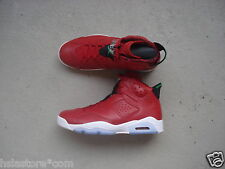 "Nike Air Jordan 6/vi RETRO 43 ""Spizike"" Varsity Red/Classic Green-Black-white"