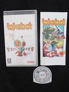 PSP : TOKOBOT - Completo, ITA !