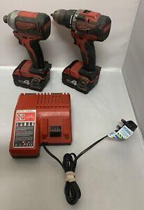 Milwaukee M18 CBLPD Cordless Drill & Impact Driver - 041800139462