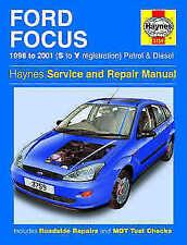 Haynes Focus 1998 Car Service & Repair Manuals