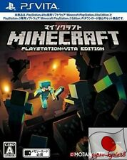 Minecraft PS Vita Sony PlayStation Vita From Japan
