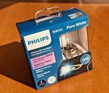 NEW GENUINE Philips Ultinon D2S 6000K HID XENON Bulbs Pure White MADE IN GERMANY