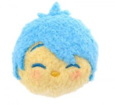 Joy Mini S Tsum Tsum Plush Soft Toy from the Disney Store - INSIDE OUT