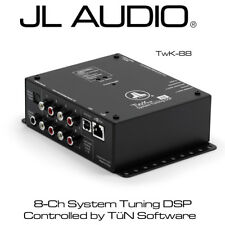 TwK-88 - 8-Ch System Tuning DSP Controlled by TüN Software 1 Digital Optical Out