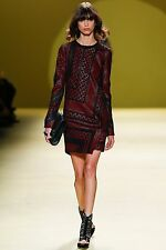 $7000 HIGH END DESIGNER J.MENDEL RUNWAY FASHION SHOW DRESS SIZE 2 + CHANEL GIFT