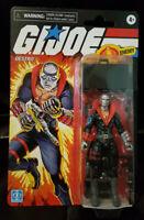 "GI Joe Retro DESTRO - Cobra-Enemy 2020 3.75"" by Hasbro FREE Shipping!"