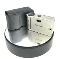 Fujifilm FOTONEX 3500ix APS film camera with Case. TESTED #353