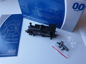NEW DAPOL 4S-018-011 B4 0-4-0T BR EARLY CREST BLACK 30084