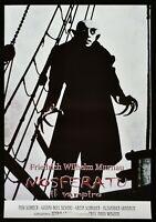 Manifesto Nosferatu The Vampire Friedrich Wilhelm Murnau Cinema Movie Poster P15