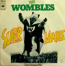 "7"" 1975 RARE IN MINT- ! THE WOMBLES : Super Womble"