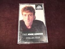 "JOHN LENNON ""COLLECTION"" CS TAPE SEALED REISSUE CAPITOL USA 1989 ROCK N ROLL"