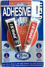 JB J-B Weld - 8270 (8265) Cold Weld Formula Steel Reinforced Epoxy Glue 1st Post