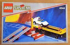 NUR Bauplan LEGO City Nr.4544 Verladestation NUR Bauanleitung Instruction Only