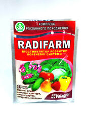 Radifarm 25ml Valagro'Italy,Root system biostimulant.Ukrain lbl,Shipping from UK