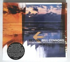 Bill Connors – Return TC-4036-2 US CD SEALED NEW