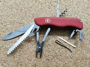Victorinox Taschenmesser Atlas red/rot 0.9033 Messer Schweizer Survival Outdoor
