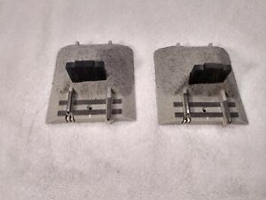Lionel 6-12059 FasTrack 2 Earthen Bumpers