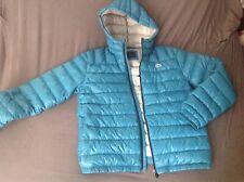 Doudoune Lacoste taille 54 XL bleue