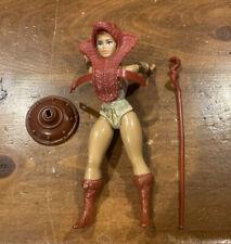 Vintage 1981 Mattel MOTU He-Man Teela Action Figure 100% Complete