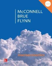Macroeconomics by Sean Flynn, Stanley Brue and Campbell McConnell (2014, Paperba