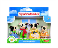 Sylvanian Families Calico Critters Buttercup Cow Family
