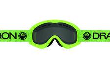 Dragon Alliance DXS Ski snowboard Goggle Dragon Kids Green/Smoke 18 NEW