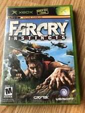 Far Cry: Instincts (Microsoft Xbox, 2005) Cib Game H2