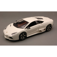 Lamborghini Reventon 2007 White 1 24 Burago Auto Stradali Die cast Modellino